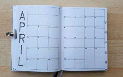 Agenda April 2021.